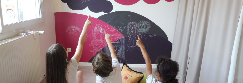 Ateliers «Scribouille et Barbouille»