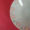 Détail mini coupelle ronde pour le sachet de thé