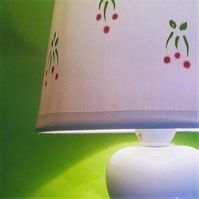 Détail lampe