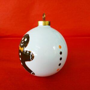 Côté boule de Noël