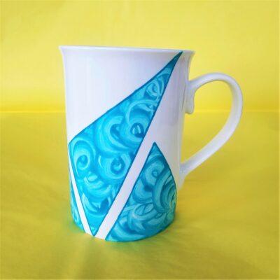 Verso mug anglais